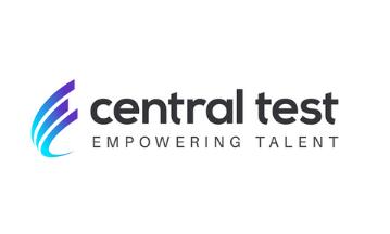 Central test logo